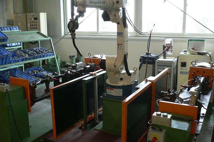 OTC ROBOT及 自動遮光裝置