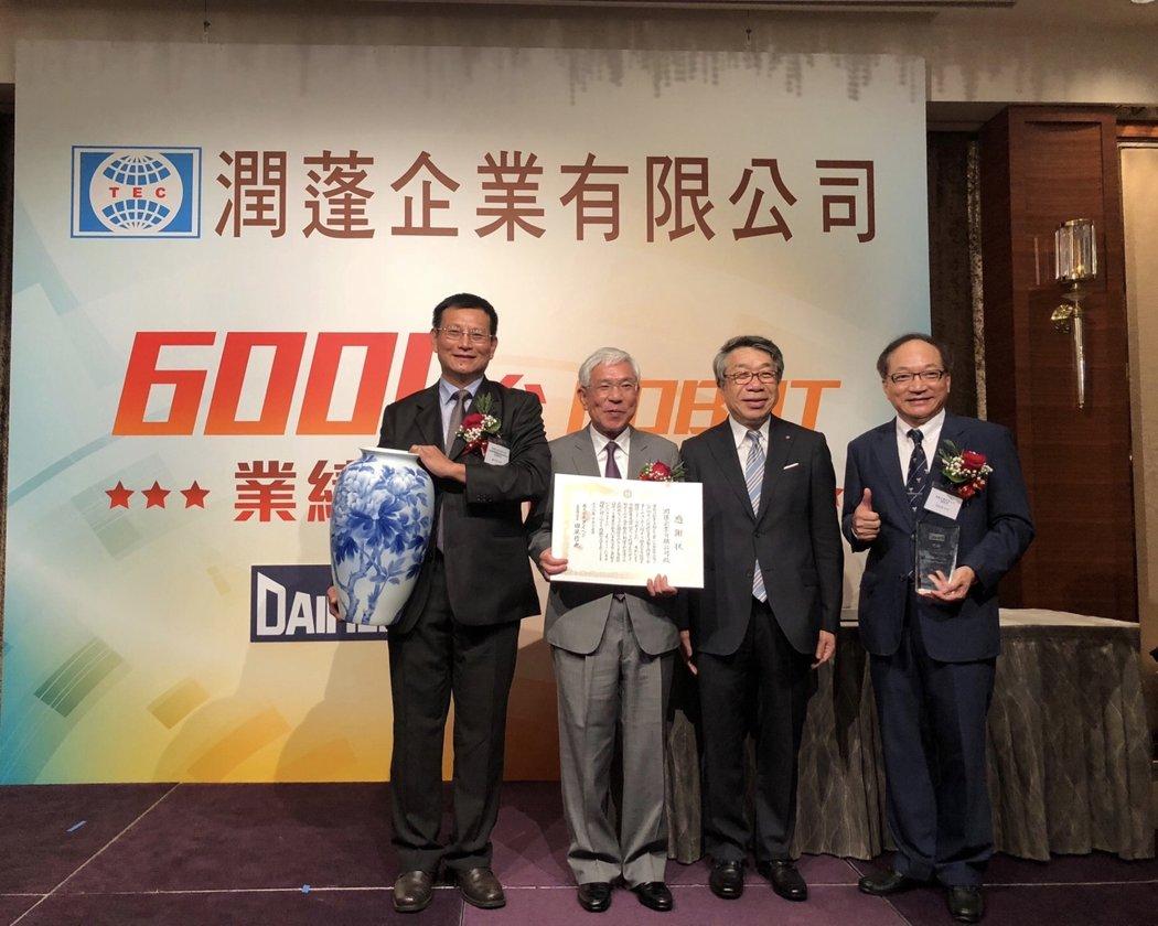 OTC焊接機器人 潤蓬銷售全球NO.1