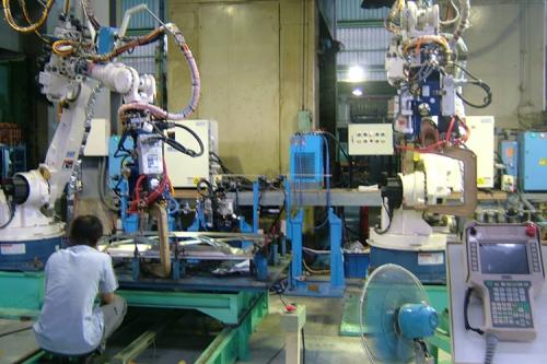 NACHI 點焊機械人 SPOT ROBOT