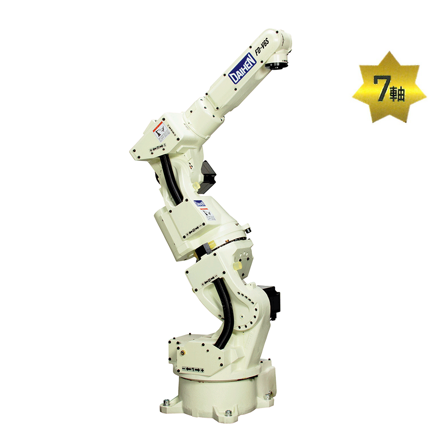 FD-V6S 7軸焊接機器人