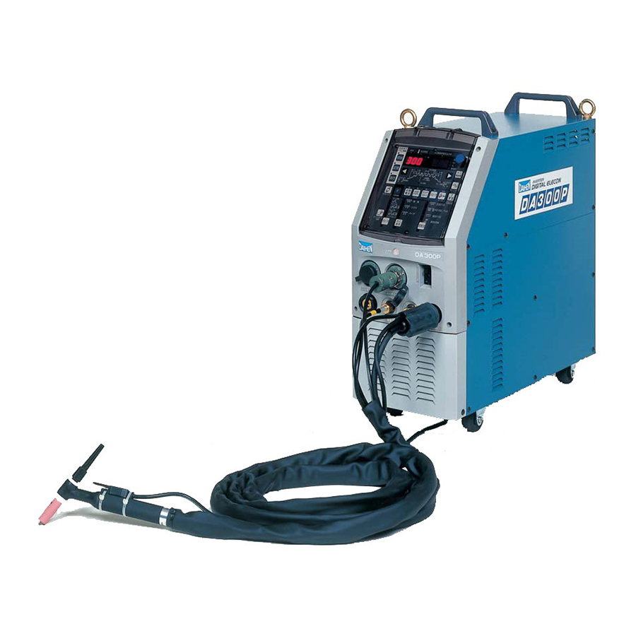 DA-300P 兩用脈波氬焊機