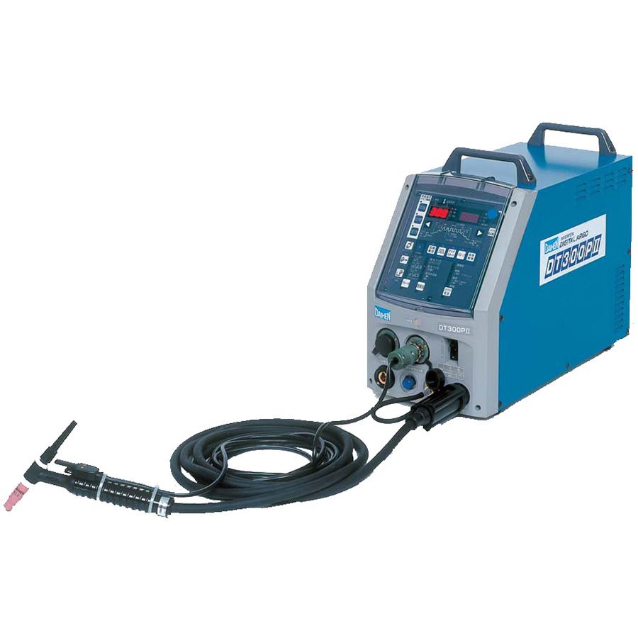 DT300PⅡ數位變頻式流氬焊機