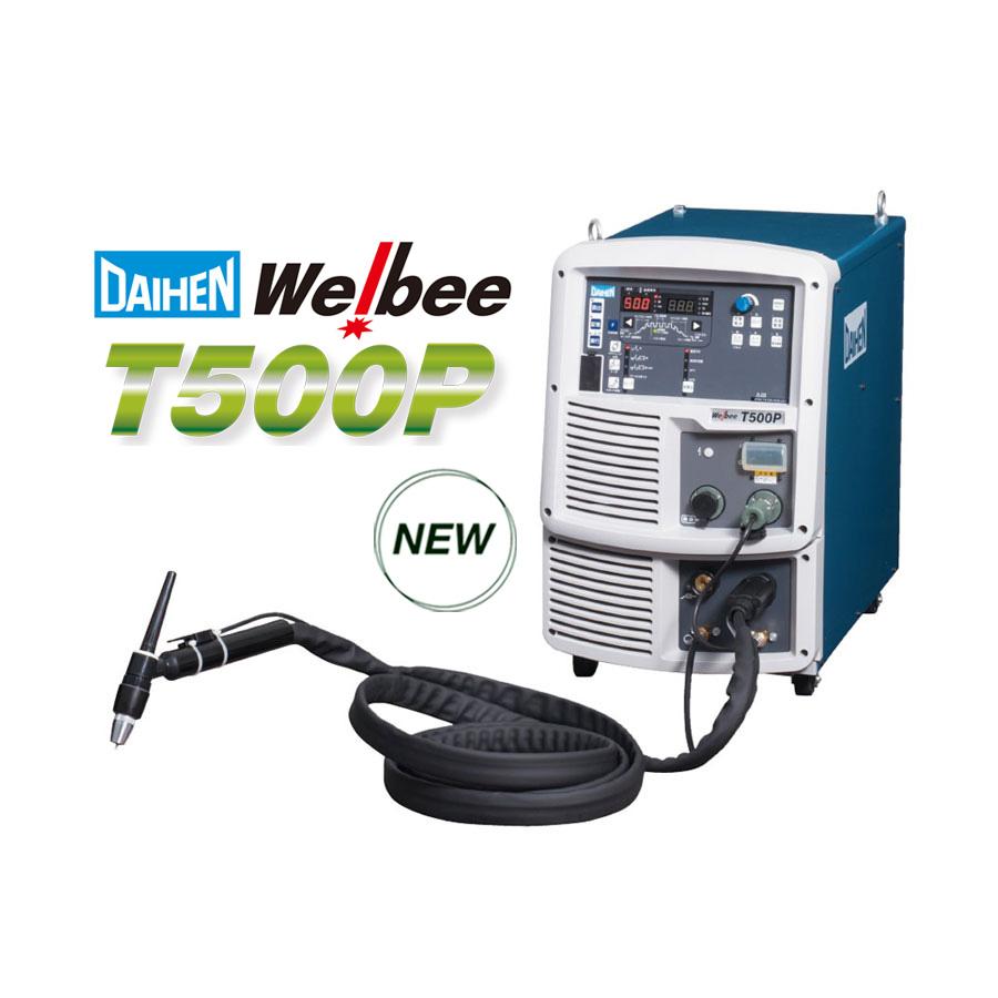 WB-T500P 直流氬焊機