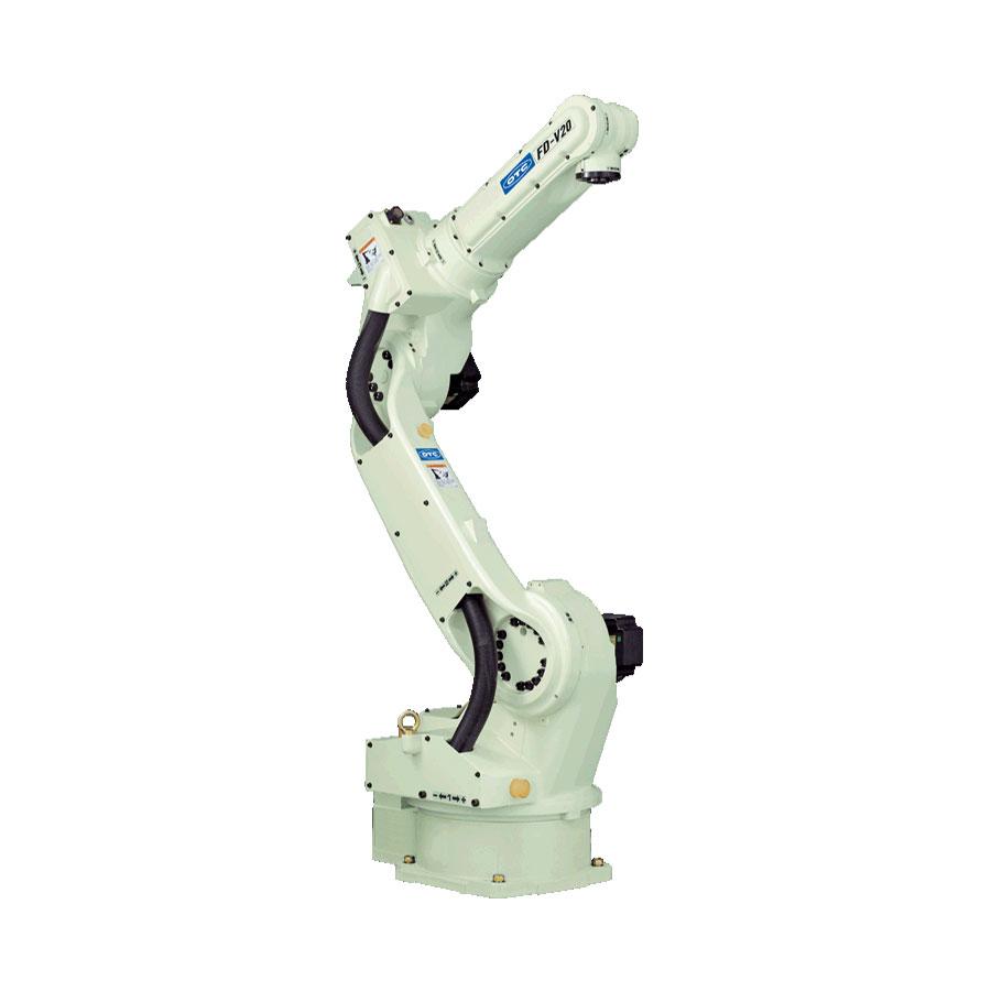 高精度軌跡雷射用機器人